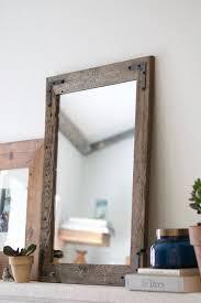 farmhouse mirror 20x24 mirror