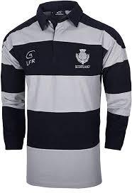 longsleeve striped rugby jersey