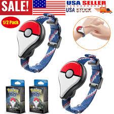 Pokemon Go Plus Catch Gotcha Bluetooth Bracelet Wristband Watch Game  Accessory