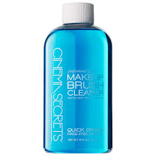 makeup brush cleaner cinema secrets