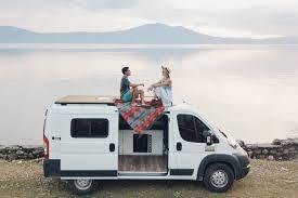 diy promaster campervan conversion