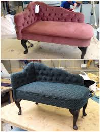 it cost to reupholster a chaise lounge