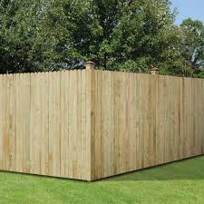 Unbranded 1 2 In X 4 In X 6 Ft Pressure Treated Pine Wood Dog Ear Fence Picket 105690 The Home Depot