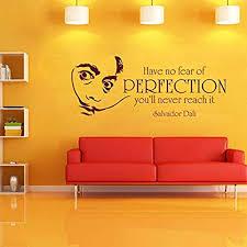 Amazon Com Brandvinyl Salvador Dali Wall Sticker Decal Large Home Kitchen
