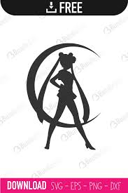 Sailor Moon Svg Cut Files Free Download Bundlesvg