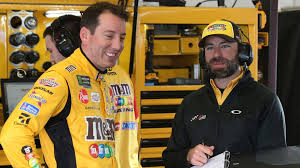 Kyle Busch dishes on his relationship with Adam Stevens   NASCAR.com