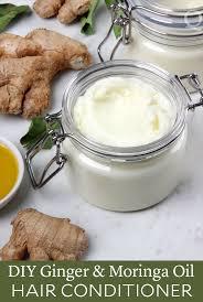 ginger moringa oil hair conditioner