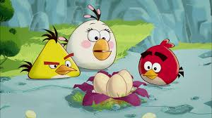 Angry Birds Toons - Volume 01 (Blu-ray) : DVD Talk Review of the ...