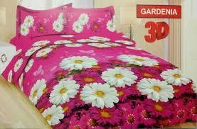 jual sprei bonita gardenia no king b seprai bunga aster