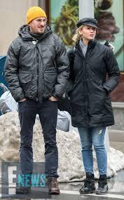 Jennifer Lawrence parle de son ex Darren Aronofsky et répond aux ...