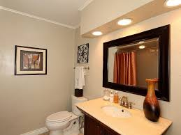 bathroom mirrors with crown molding