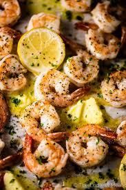 Garlic Butter Baked Shrimp (Party ...