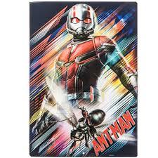 Ant Man Metal Sign Wall Art Home Decoration Theater Media Room Man Cave Walmart Com Walmart Com