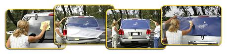 How To Apply Rear Window Graphics For Your Vehicle Custom Vinyl Graphics
