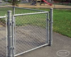 Industrial Swing Gate Chain Link Products Fence All Ottawa On