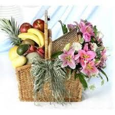 an anniversary gift baskets