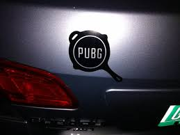 Pubg Cast Iron Frying Pan Logo Vinyl Decal Playerunknown S Etsy