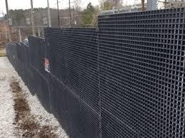 Enc Fencing Fibergrate