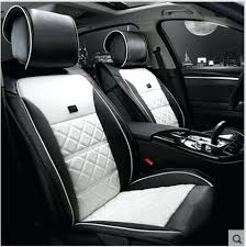 white car seats customize seat covers