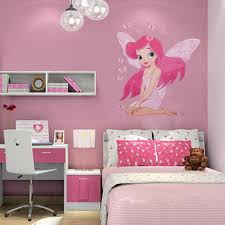 Girls Wall Sticker Princess Home Decor Fairy Princess Butterly Decals Wall Sticker Girls Room Decor Painting Calligraphy Wall Stickers Aliexpress