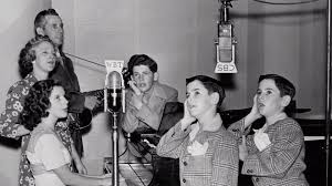 Country Music | Betty Johnson: The Johnson Family Singers 1930s ...