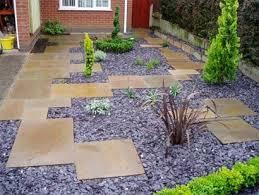 front yard landscaping garden design