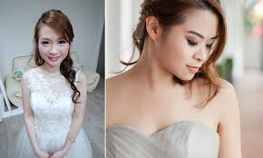 wedding makeup artists in singapore