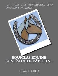 horse stained glass pattern patterns
