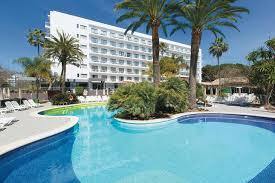 Mooi hotel op het zonnige Mallorca