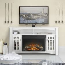 the adele electric fireplace mantel