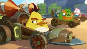Angry Birds Go Stunt Chapter - Track 2 - Fruit Splat Walkthrough ...