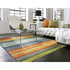 5 x8 striped rugs com