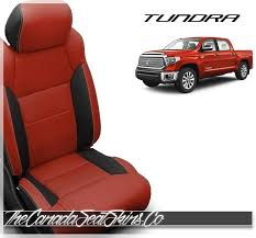 2021 toyota tundra custom leather