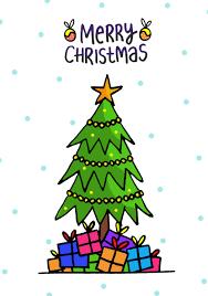 """Image result for vánoční stromeček kreslený"""""""