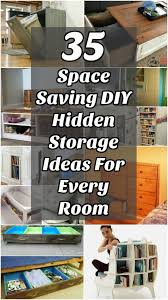 space saving diy storage ideas