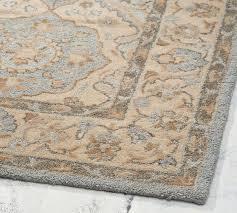 pottery barn persian rug rugs