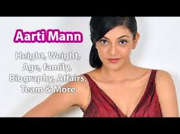 Aarti Mann Age, Height, Weight, Family, Husband & Wiki - YouTube