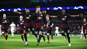 Тоттенхэм - РБ Лейпциг 0:1   Лига чемпионов УЕФА