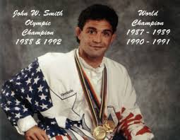 10 reasons to vote like crazy for John Smith for U.S. Olympic and  Paralympic Hall of Fame this weekend