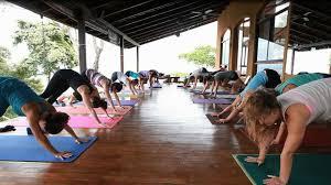 costa rica yoga teacher