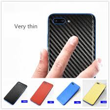 3d Carbon Fiber Body Sticker Skin Mobile Phone Stickers Leather Pattern Film For Huawei Honor 10 Case Protector Back Decal Skin Phone Sticker Back Flim Aliexpress
