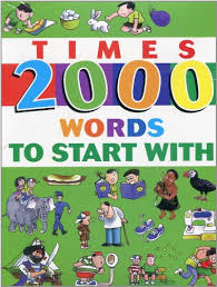 Librarika: Times 1000 Words Dictionary