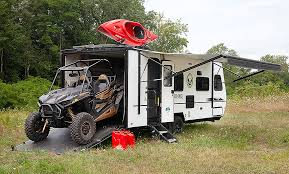 new rvs for 2020 toy haulers trailer
