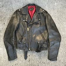 vintage 50 s buco horsehide leather
