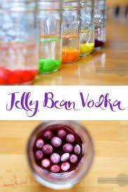 easy homemade jelly bean vodka recipe