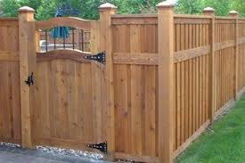 Privacy Fence Design Ideas Landscaping Network Privacy Fence Designs Fence Design Backyard Fences