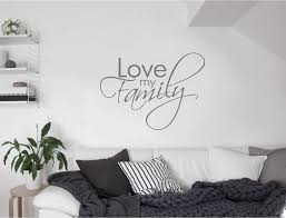 Family Tree Wall Decal By Simple Shapes Stickers Uk Where Life Begins And Love Never Ends Best Art For Bedroom Vamosrayos