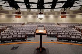 sanctuaries auditoriums