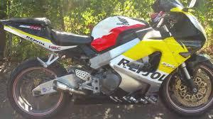 honda cbr 954 custom built rls exhaust