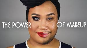 the power of makeup patrickstarrr